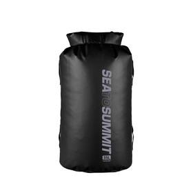Sea to Summit Hydraulic - Accessoire de rangement - with Harness 35l noir